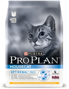 PRO PLAN® Housecat для взрослых кошек, живущих дома (1,5 кг)