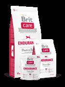 Brit Care  Endurance д/активных собак всех пород утка с рисом