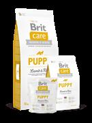 Brit Care Puppy All Breed  д/щенков всех пород ягнёнок с рисом