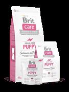 Brit Care Salmon&Potato Puppy д/щенков беззерновой (12 кг)