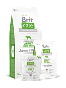 Brit Care Salmon&Potato AdultLargeBreed  д/собак крупн пород беззерновой