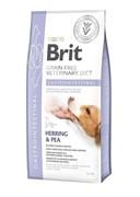 Brit VDD Gastrointestinal беззерновая диета при остр. и хрон. гастроэнтеритах д/собак