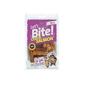 Brit Брит Лакомство д/собак Let's Bite Cod`n`Salmon Треска и лосось, 80г