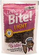Brit Брит Лакомство д/собак Let's Bite Light Лайт, 150г