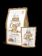 Brit Брит  Care Cat Cocco Gourmand беззерновой, для кошек-гурманов
