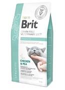 Brit Брит VDC Struvite беззерновая диета при струвитном типе МКБ д/кошек