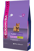 Eukanuba Dog корм для щенков мелких пород (3 кг)