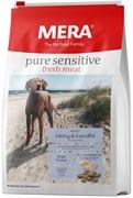 """Mera Pure Sensitive Fresh Meat """"Adult Hering&Kartoffel"""" для взрослых собак с сельдью и картофелем (12,5 кг)"""