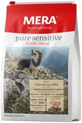 "Mera Pure Sensitive Fresh Meat ""Adult Huhn Kartoffel"" High Protein для взрослых собак с курицей и картофелем (12,5 кг)"