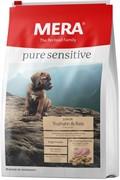 """Mera Pure Sensitive """"Junior Truthahn &Reis""""  для щенков с индейкой и рисом (12,5 кг)"""