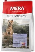 """Mera Pure Sensitive Mini """"Adult Lamm & Reis"""" для взрослых собак малых пород с ягненком и рисом (4 кг)"""