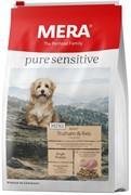 """Mera Pure Sensitive Mini """"Adult Truthahn & Reis """" для взрослых собак малых пород с индейкой и рисом (4 кг)"""