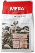"""Mera Pure Sensitive Mini """"Adult Lachs & Reis"""" для взрослых собак малых пород с лососем и рисом (4 кг)"""