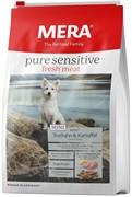 """Mera Pure Sensitive Mini Fresh Meat """"Adult Truthahn&Kartoffel """" для взрослых собак малых пород с индейкой и картофелем (4 кг)"""