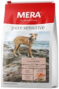 """Mera Pure Sensitive """"Adult Lachs & Reis""""  для взрослых собак с лососем и рисом (12,5 кг)"""