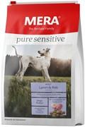 """Mera Pure Sensitive """"Adult Lamm &Reis"""" для взрослых собак с ягненком и рисом (12,5 кг)"""