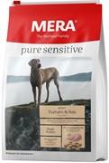 Mera Pure Sensitive Adult Truthahn&Reis  для взрослых собак с индейкой и рисом (12,5 кг)