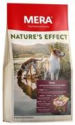 """Mera Natures Effect """"Ente Mit Rosmarin, Karotten & Kartoffeln""""  для взрослых собак с уткой, розмарином, морковкой и картошкой (10 кг)"""