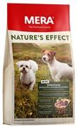 """Mera Natures Effect Mini """"Wildschwein Mit Roter Bete, Pastinaken & Kartoffeln""""  для взрослых собак малых пород с диким кабаном, свеклой, пастернаком и картошкой (3 кг)"""