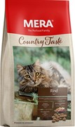 "Mera Country Taste ""Rind""  для взрослых кошек с говядиной"