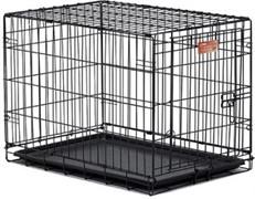 MidWest клетка iCrate 76х48х53h см 1 дверь черная