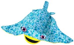 Petstages игрушка для собак Floatiez Скат для игр в воде