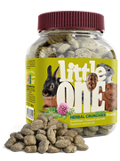 Little One Литтл Уан  Лакомство для грызунов Травяные подушечки 100г