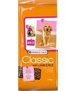 Classic (Versele-Laga) Для собак с ягненком и рисом (With lamb & Rice)