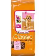 Classic (Versele-Laga) Для собак с ягненком и рисом (With lamb & Rice)  (20 кг)