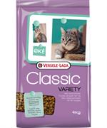 "Classic (Versele-Laga) Для кошек ""Мясной коктейль"" (Variety)  (10 кг)"