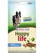Happy Life (Versele-Laga) Для собак с лососем (Happy life Adult Salmon) (15 кг)