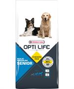 Opti Life (Versele-Laga) Для пожилых собак с курицей (Opti Life Senior Medium & Maxi)