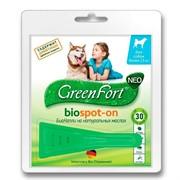 Грин Форт  БиоКапли д/собак более 25кг от эктопаразитов 1пипетка*2,5мл