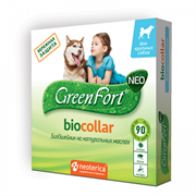 Грин Форт БиоОшейник д/крупных собак от эктопаразитов 75см