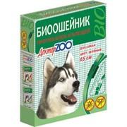 Доктор ЗОО БИОошейник д/собак против блох и клещей зеленый 65см