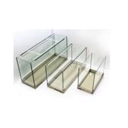 Аквапанорама  Аквариум прямоугольный с покровным стеклом 38л