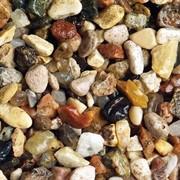 Аквагрунт  Грунт натуральный пестрый 3-5мм