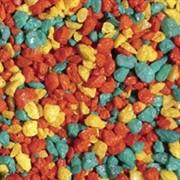 Аквагрунт  Грунт смесь цветная №10 3-5мм 1кг