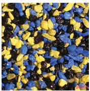 Аквагрунт Грунт смесь цветная №11 3-5мм 1кг
