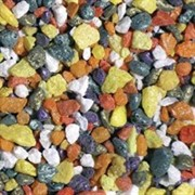 Аквагрунт  Грунт смесь цветная №14 3-5мм 1кг