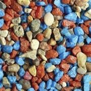 Аквагрунт Грунт смесь цветная №16 3-5мм 1кг