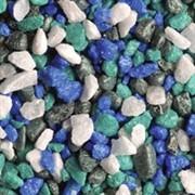 Аквагрунт  Грунт смесь цветная №17 3-5мм 1кг