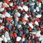 Аквагрунт Грунт смесь цветная №18 3-5мм 1кг
