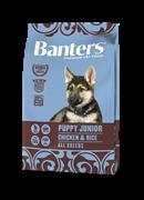 Banters Puppy Junior курица с рисом