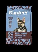 Banters Puppy Junior курица с рисом  (15 кг)
