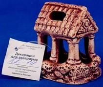 Белая керамика  Домик