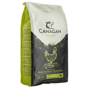 CANAGAN GF Free-Run Chicken корм д/собак мелких пород, Цыпленок  (6 кг)