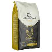 CANAGAN GF Free-Run Chicken корм д/собак крупных пород, Цыпленок  (12 кг)