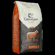 CANAGAN GF Grass Fed Lamb корм  д/собак всех пород, Ягненок (12 кг)
