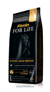 Fitmin dog For Life Junior large breeds